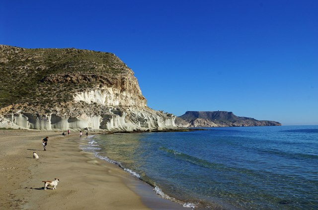 Cala de Enmedio and its fascinating cliffs